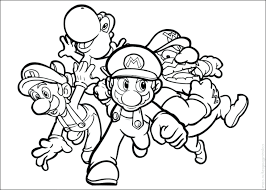 coloring pages 4u earth day coloring pages brothers coloring pages shop related products mario brothers