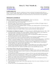 Examples Of A Professional Resume by Resume Objectives For Management Positions 20 25 Best Ideas About