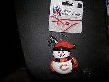 chicago bears ornament ebay