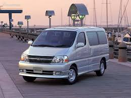 toyota granvia 3 0d at specifications and technical data