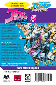 jojo s bizarre adventure jojo u0027s bizarre adventure part 3 stardust crusaders vol 5