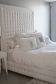 amazing white headboard with crystals 79 for your home decorators