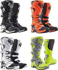 bike riding gear 2017 fox racing comp 5 boots mx atv motocross off road dirt bike
