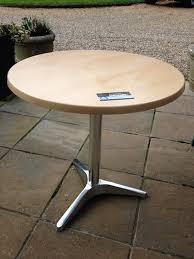 Cafe Tables For Sale by Secondhand Exhibition And Display Equipment Gf Clearance