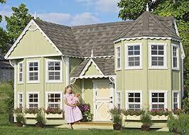 amazon com little cottage company sara u0027s victorian mansion diy