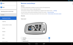 bmw driver u0027s guide android apps on google play