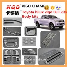 toyota accessories full body kit parts toyota hilux roof rack auto