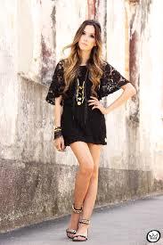 color necklace black dress images How to accessorize a little black dress glam radar jpg