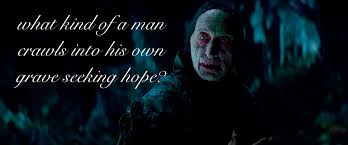 Seeking Horror Quote Dracula Untold What Of A Crawls Into His Own