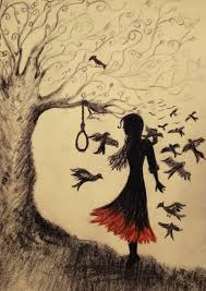the hanging tree mockingjay by andurielle on deviantart