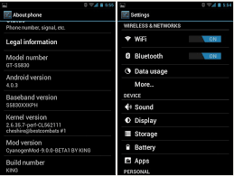 android ics install android 4 0 ics on your galaxy ace s5830 via the miui 4