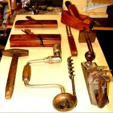 Woodworking Tools by The Museum Of Yesterday Collection Of Antique Tools