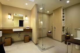 universal design bathrooms modern universal design bathroom remodel ewdinteriors