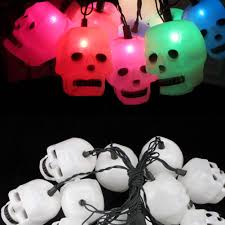 Led Lights Halloween Online Get Cheap Halloween Skull Lights Aliexpress Com Alibaba