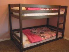Wood Bunk Bed Plans by 31 Free Diy Bunk Bed Plans U0026 Ideas That Will Save A Lot Of Bedroom