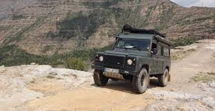 land rover defender off road modifications featured vehicle 4 wheel nomads u0027 land rover defender u2013 expedition