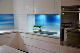 kitchen lighting melbourne kitchen glass splashback cracked ice effect 21mm triple