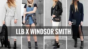 llb x windsor smith how to style winter boots youtube