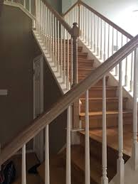 Replacing A Banister And Spindles Typical To Extraordinary Cable Railing Staircase Agsstainless Com
