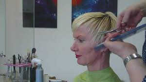 theo knoop new hair today linda s haircut and bleaching by theo knoop youtube