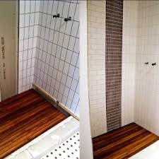 Innovative Bedroom Decor Ideas With Ceramic Wall And Floor by Bathroom Innovative Teak Shower Mat Design For Contemporary