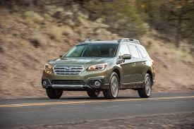 green subaru forester 2016 subaru adds to eyesight safety system in 2016 outback legacy