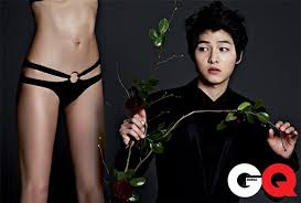 men are now objectified more objectification nothing as easy as it looks seoulbeats