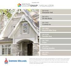 exterior paint colors one nebulous white two alabaster three