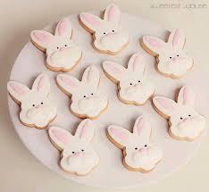 rabbit cookies in party supplies lifes celebration