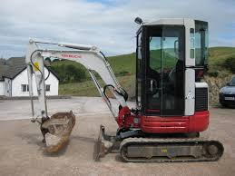 takeuchi tb23r mini digger for sale