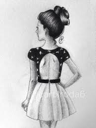 art cute draw drawing moda woman first set on favimcom