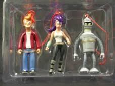 comic distributors inc save on the futurama ornaments set