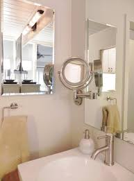 small mirror for bathroom 17 insanely clever small bathroom hacks to make it larger ideas