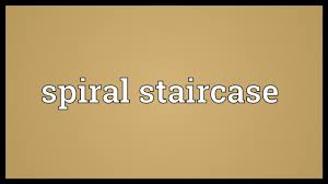 Stair Definition Spiral Staircase Meaning Youtube