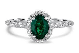 green engagement ring the meaning of colored gemstone engagement rings ritani