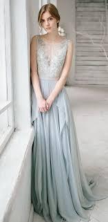 blue wedding dresses 100 adorable blue wedding dresses dusty blue weddings blue