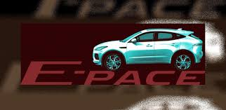 news 2018 jaguar e pace teased again