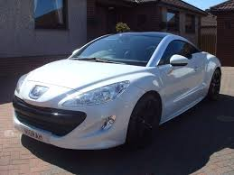 peugeot rcz rear peugeot rcz gt 1 6 thp automatic extremely rare car amazing