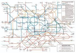 First Class Mail Time Map National Rail Enquiries Freedom Pass