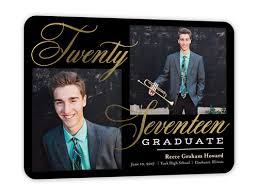 announcements for graduation magnet graduation announcements shutterfly