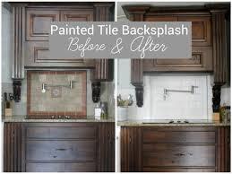 painting kitchen backsplash frugal backsplash ideas washable paint for kitchen backsplash