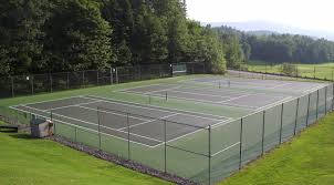 tennis courts with lights near me tennis court resurfacing repair maine