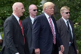 Secret Service Halloween Costume Secret Service Broke Protecting Trump York