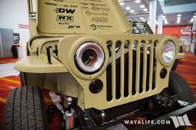willys jeep lsx 2016 sema one eye willys aka