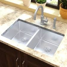 Elkay Crosstown Double Bowl Undermount Kitchen Sink  Reviews - Double bowl undermount kitchen sinks