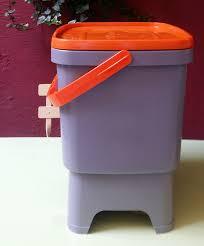 composteur cuisine composteur de cuisine biobox 20l inclus 1kg d activateur de