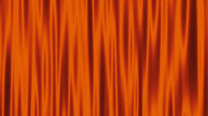 Orange Curtain Material Circus Curtain Material Ripped Apart Transition With Green Screen