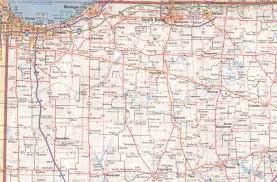 Map Indiana Road Map Of Northern Indiana U2013 Yeup