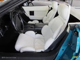 1992 corvette interior white interior 1992 chevrolet corvette convertible photo 53763821