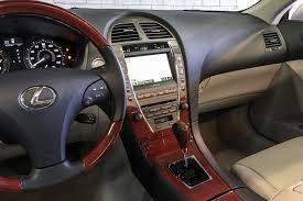 2007 lexus es 350 xm radio 2007 lexus es 350 city ca m sport motors